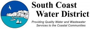south coast water logo